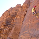 Wadi Rum - Inferno - Grimpeurs dans Flight of Fancy