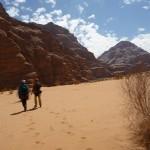 Barrah canyon - On s'en lasse pas de ce tas de sable
