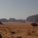 Traversée Jebel Rum - Pas de doute, c'est le désert