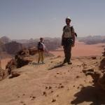 Traversée Jebel Rum - On nous a pas menti, c'est classe!