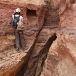 Traversée Jebel Rum - Crevasse (crampons et piolet facultifs)