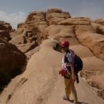 Traversée Jebel Rum - On ne sait plus où donner de la tête