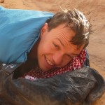 Traversée Jebel Rum - Vainqueur numéro 1