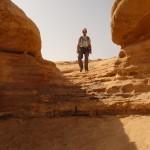 Traversée Jebel Rum - La fenêtre