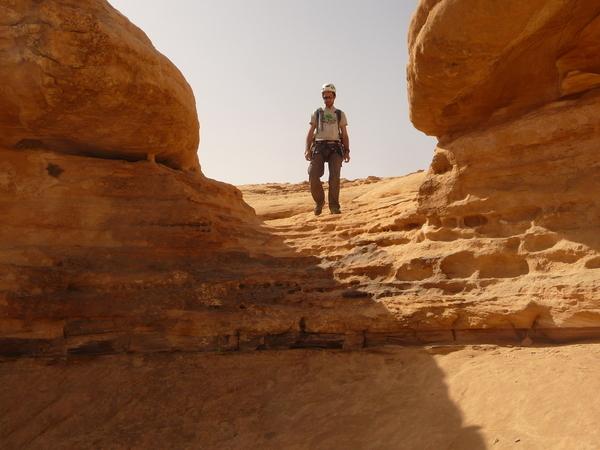 Traversée du Jebel Rum – Jour 2