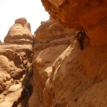 Traversée Jebel Rum - En plein fourvoyage!