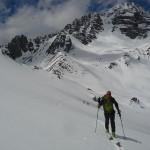 Sommet du Grand Vallon - Sur fond de Rochebrune