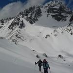Sommet du Grand Vallon - Les tourtereaux