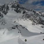 Sommet du Grand Vallon - En arrivant au sommet