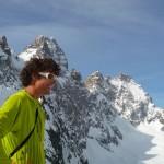 Bosse de la Momie - La joie d'être en montagne!