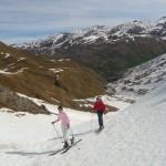 Col de Péas - Des conditions idéales!