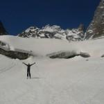 Ski Glacier noir - Yihah