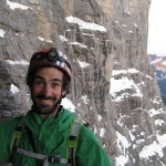 Eiger - Voie Heckmair - Guignol de haute montagne