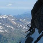 Eiger - Voie Heckmair - La traversée des Dieux