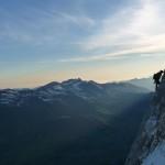 Eiger - La traversée Hinterstoisser