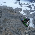 Eiger - Dans la rampe