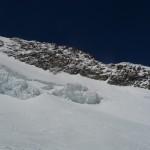 Piz Bernina - Les deux plaques