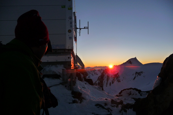 Mont Blanc – Voie normale