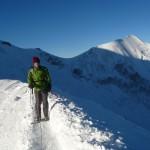 Mont Blanc - Voie normale - Devant Bionnassay