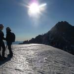 Pic d'Arsine - Non loin du sommet