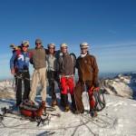 Dôme des Ecrins - L'équipée au summit