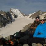 Pic d'Arsine - Pas facile la vie de montagnard!
