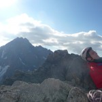 Pic d'arsine - Le bonheur en montagne