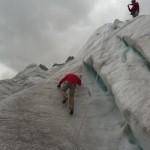 Ecole de glace - Un peu de dré dans l'pentu pour voir