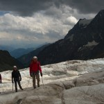 Ecole de glace - Sous l'oeil du Pelvoux
