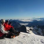 Dôme des Ecrins - Le sommet, pour nous!