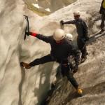Ecole de glace - Exploration glaciaire