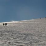 Mont Rose - Traversée du désert?