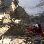 Grande Ruine - Arête S - De la grimpe magnifique