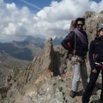 Tour Termier - Ponant neuf - Foulant le sommet de la Tour Termier