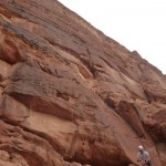 Jebel Rum - Inferno - Au pied de la Bellissima