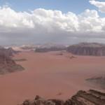Wadi Rum - Lionheart - Ca se ramasse sur le désert!