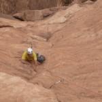 Wadi Rum - Lionheart - Le 6a sommital à ne pas manquer!