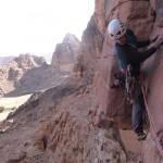 Wadi Rum - Aquarius - Et une petite traversée