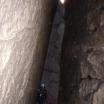Wadi Rum - Inshallah factor - C'est pas l'endroit pour prendre un orage!