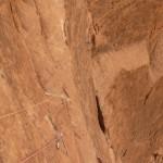 Wadi Rum - Star of Abu Judaiah - Le 6a dalleux, magnifico!