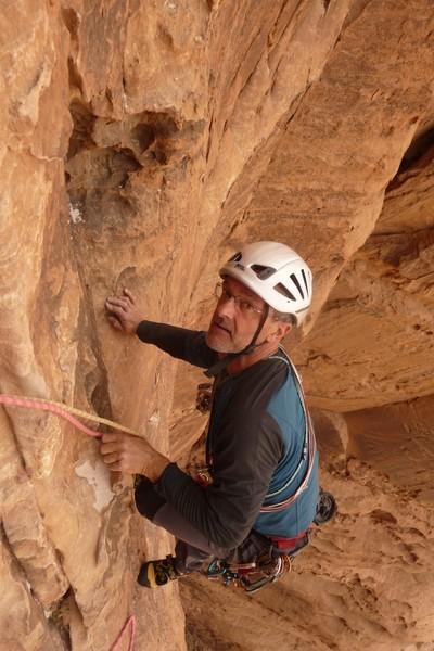 Wadi Rum - Star of Abu Judaiah - Mister Fred