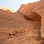 Wadi Rum - Star of Abu Judaiah - L'avant dernière vue du bas