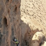 Barrah canyon - Barrah tribord toute - Le tout avec un peu d'ambiance quand même!