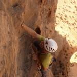 Barrah canyon - Barrah tribord toute - Fred en termine