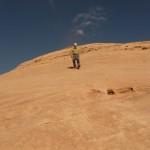 Hiker's road - Ballade dans les dômes