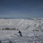 Hors piste la grave - Sur le glacier de la Girose