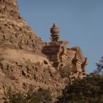 Petra - Ed Deir, encore plus beau que le Kahzneh