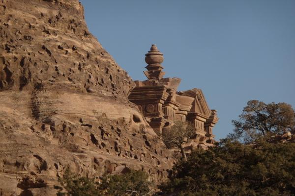 3 jours à Petra, la bariolée!