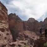 Petra - Non loin des sentiers battus mais déjà seuls!