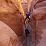 Rakabat canyon - Parfois ça s'encaisse